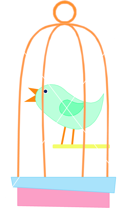 cat cage clipart - photo #50