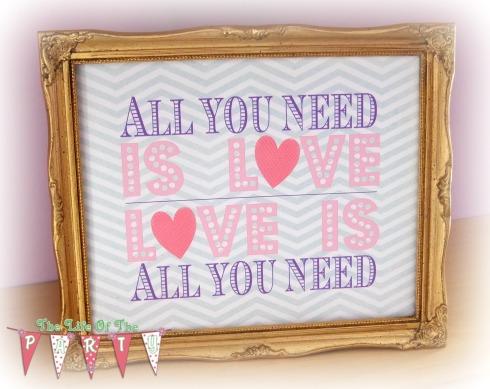 LoveIsAllYouNeed