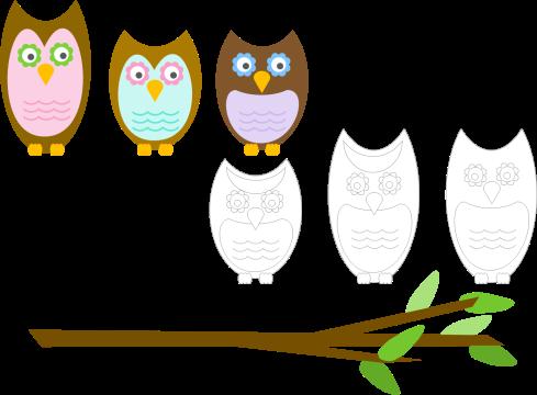 TLOTP-OwlFunAssorted
