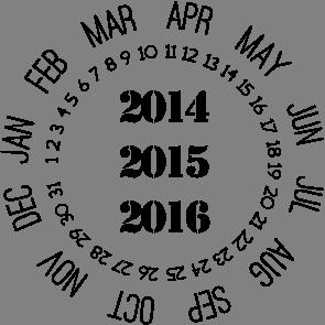 TLOTP-CalendarStampBlack