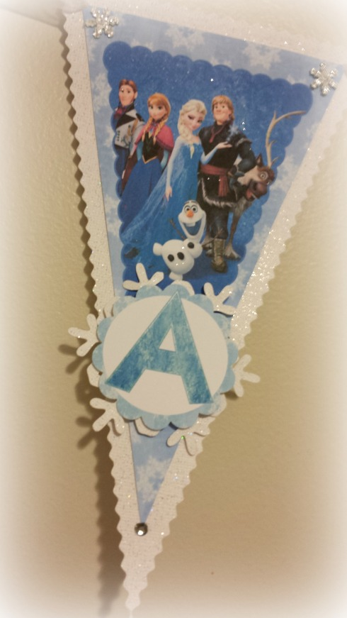 Frozen Birthday Banner 6 - The Life of the Party